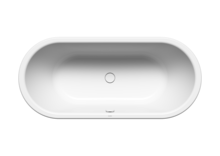 CENTRO DUO OVAL with free-standing panel