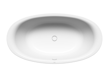 ELLIPSO DUO OVAL con rivestimento