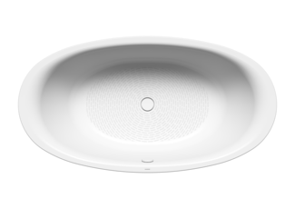 LUXXO DUO OVAL with free-standing panel