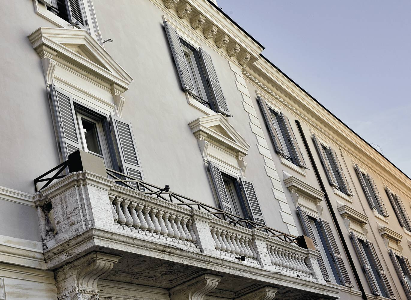 Bella figura high end boutique hotel j k place opens its for Boutique rome