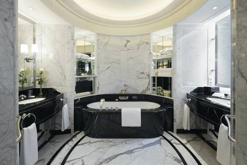 2 – The Peninsula Paris – Badezimmer