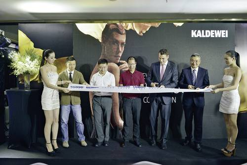 1 – Kaldewei Showroom-Eröffnung in Shenzhen, China