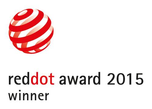 5 – Red Dot Award 2015
