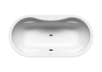 MEGA DUO OVAL with free-standing panel