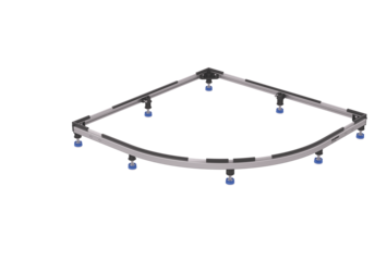 Shower tray foot frame FR 5300 FLEX ARRONDO