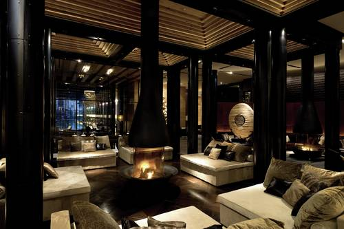 2  – Loungebereich The Chedi