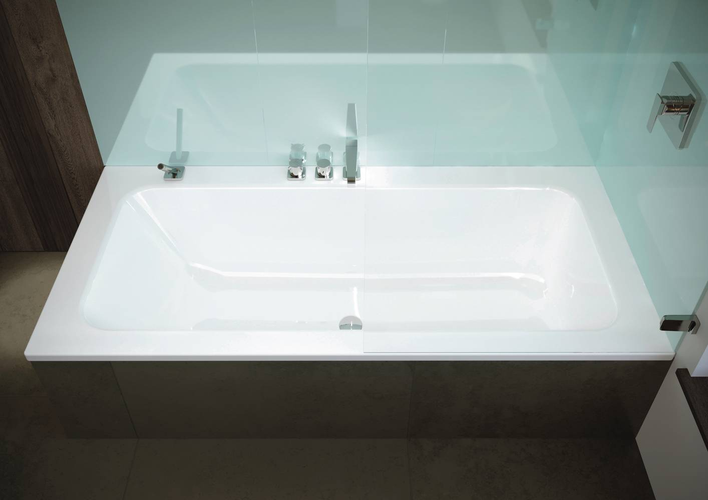 Kaldewei Puro Set Wide: maximum flexibility for bathroom design