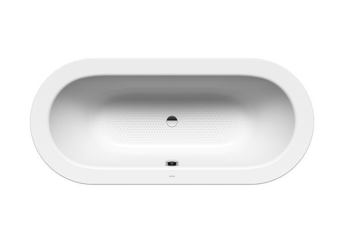 KLASSIKDUO OVAL WIDE with free-standing panel