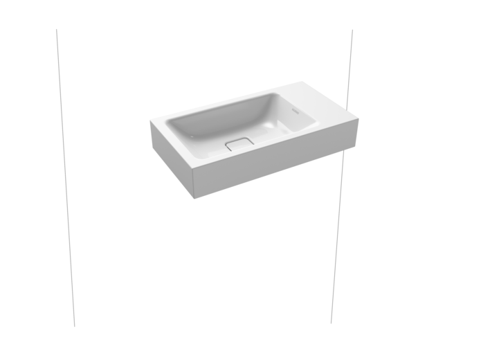 CONO wall-mounted hand washbasin