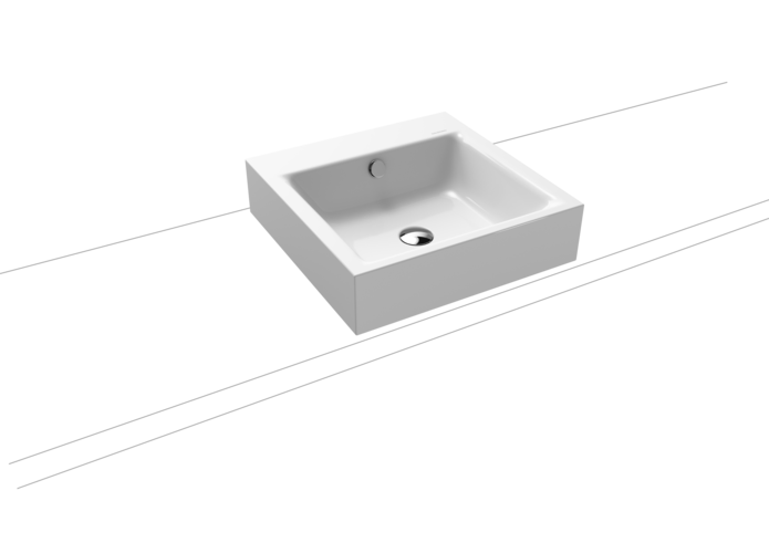 PURO COUNTERTOP WASHBASIN (RIM HEIGHT 120 MM)