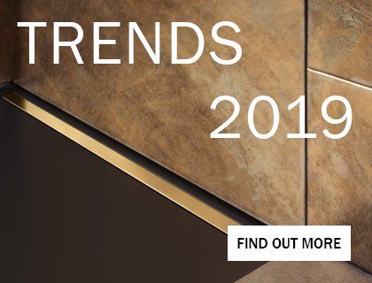 KALDEWEI Trends and themes 2019