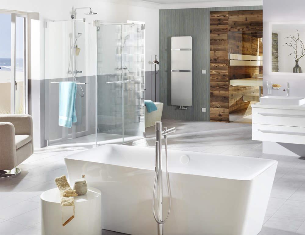 Dream bathroom: Modern Chic