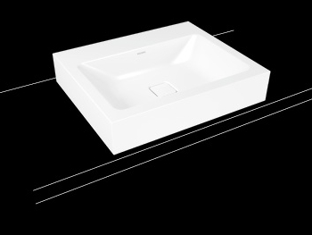 Countertop washbasin CONO