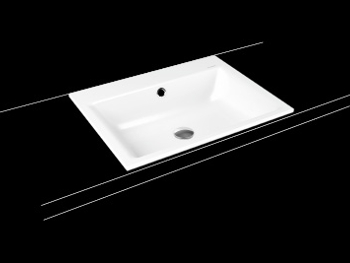 Built-in washbasin PURO